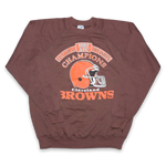 Vintage Cleveland Browns Sweater Small / Medium
