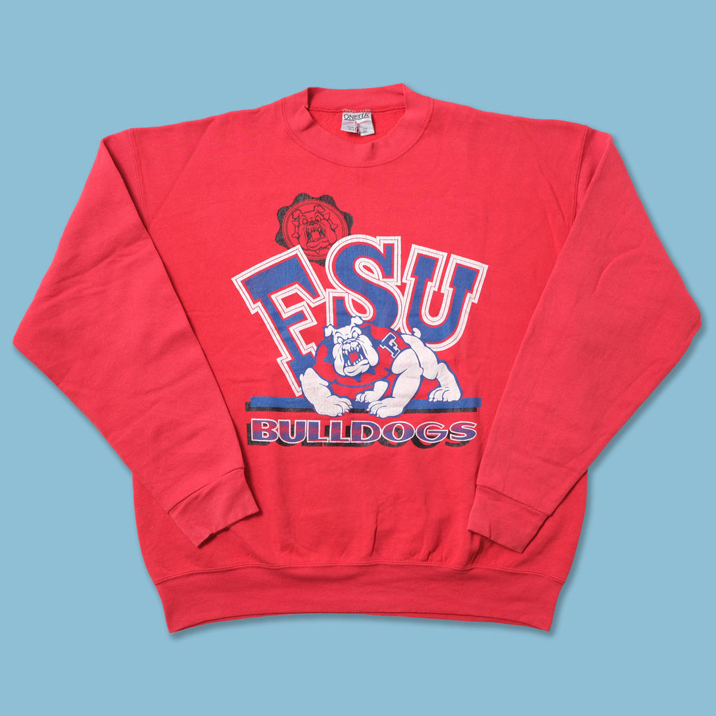 Vintage FSU Bulldogs Sweater XLarge