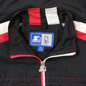 Vintage Deadstock Starter Chicago Bulls Track Jacket Medium / Large