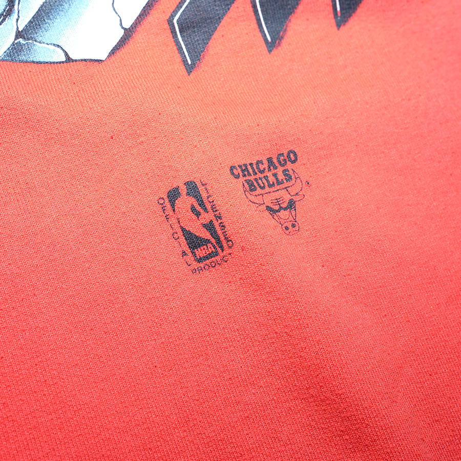 Vintage Chicago Bulls Sweater