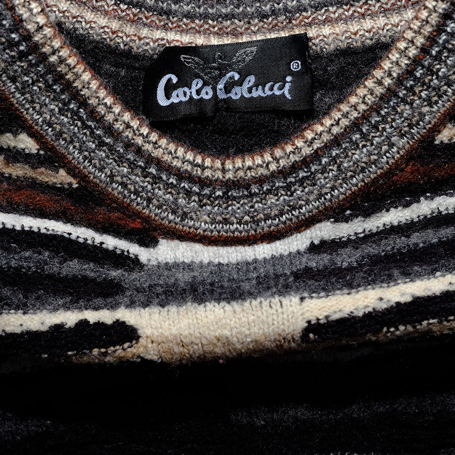 Vintage Carlo Colucci Sweater Small / Medium - Double Double Vintage