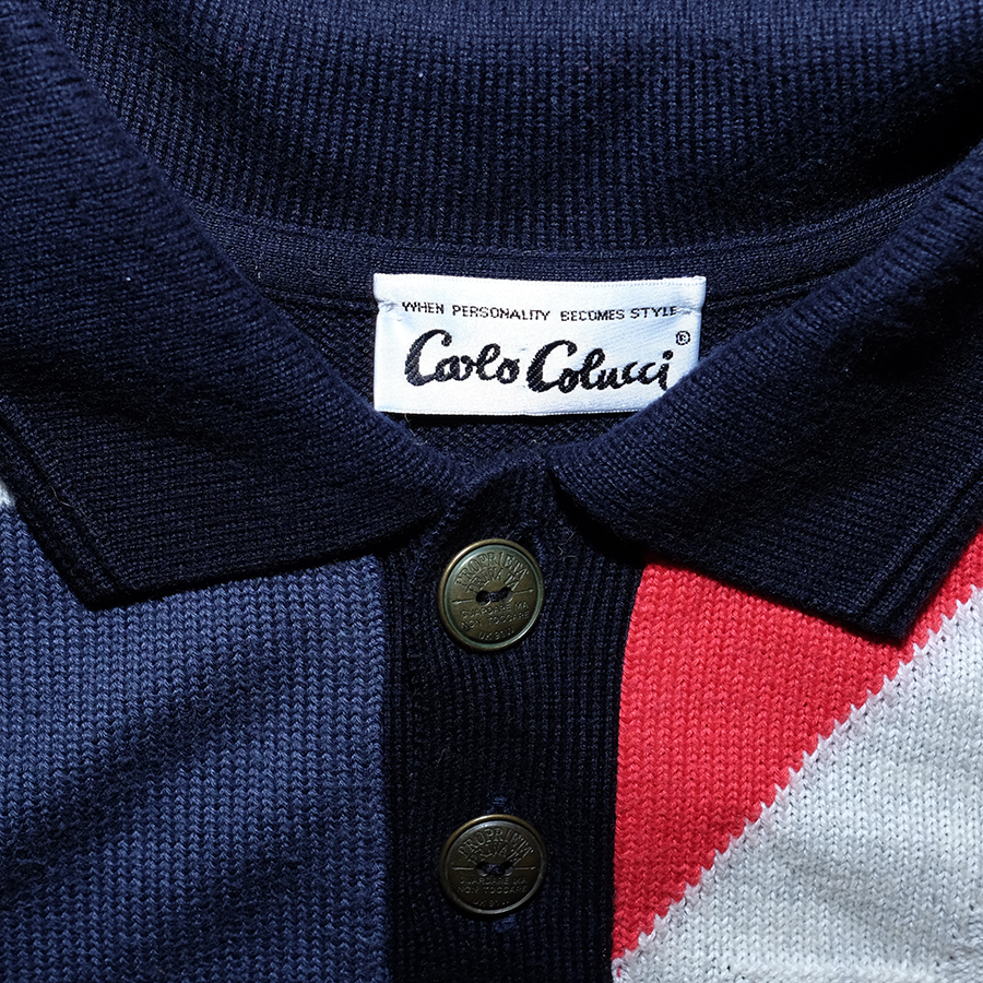 Carlo Colucci Sweater Small / Medium - Double Double Vintage