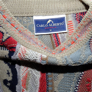 Vintage Carlos Alberto Sweater Medium / Large