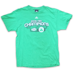 adidas Boston Celtic NBA Champion 2008 T-Shirt Medium