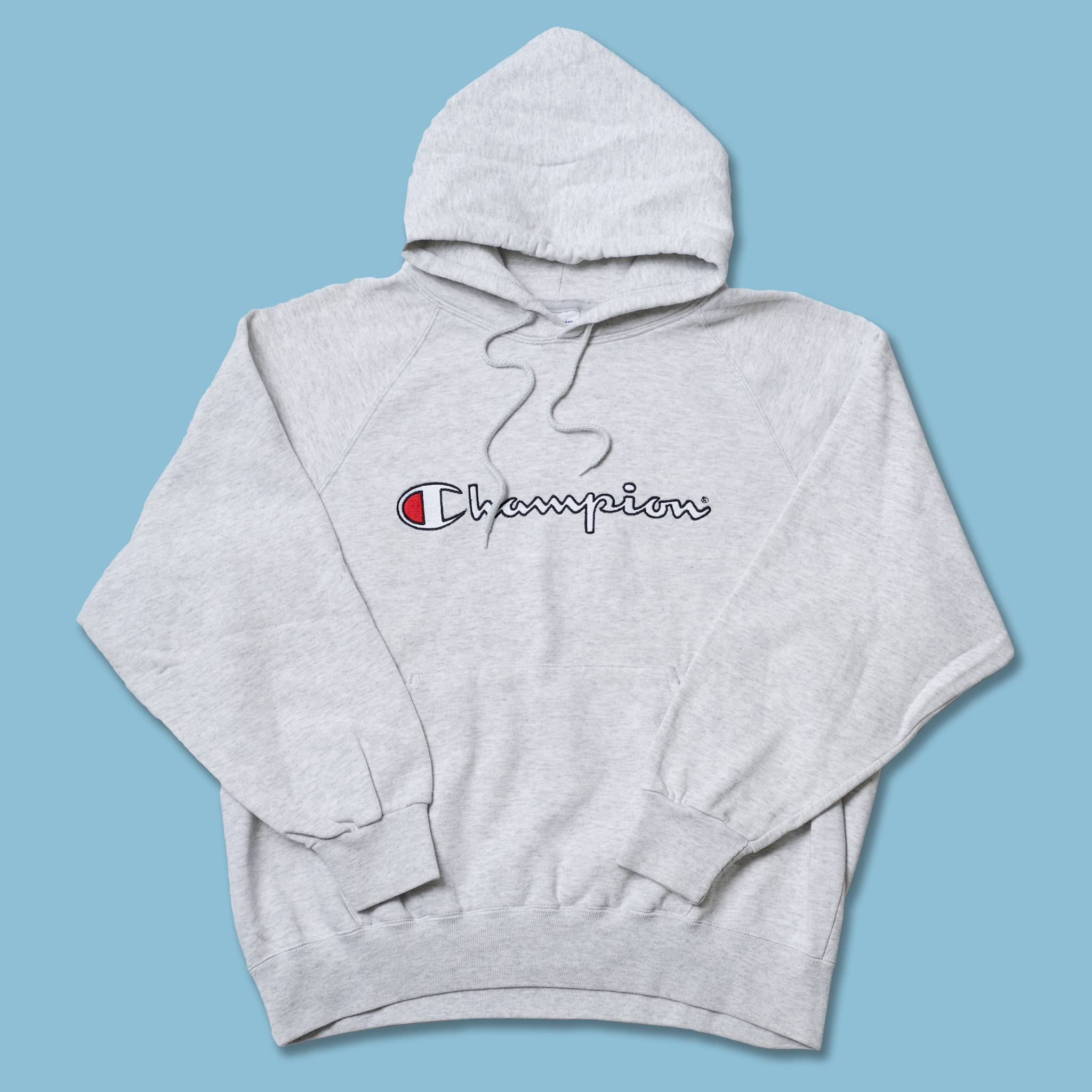 Vintage Champion Hoody Medium / Large