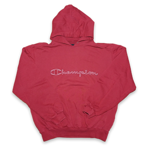Champion Logo Hoody Medium / Large