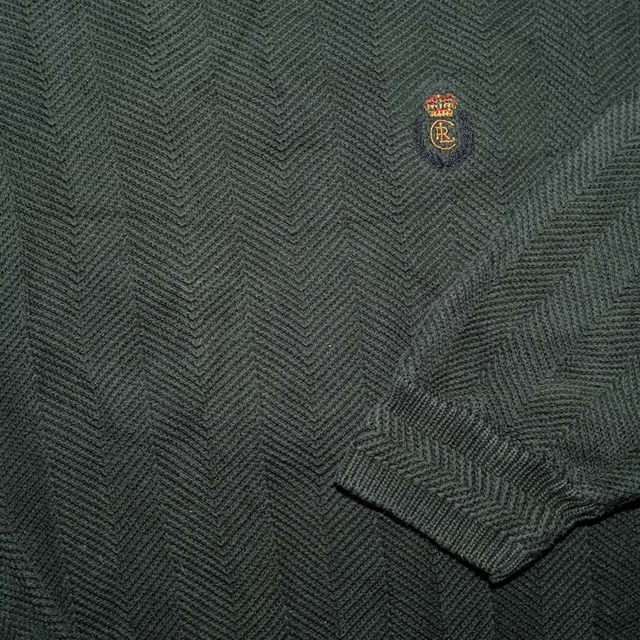 Vintage Chaps By Ralph Lauren Crest Sweater Large / XLarge