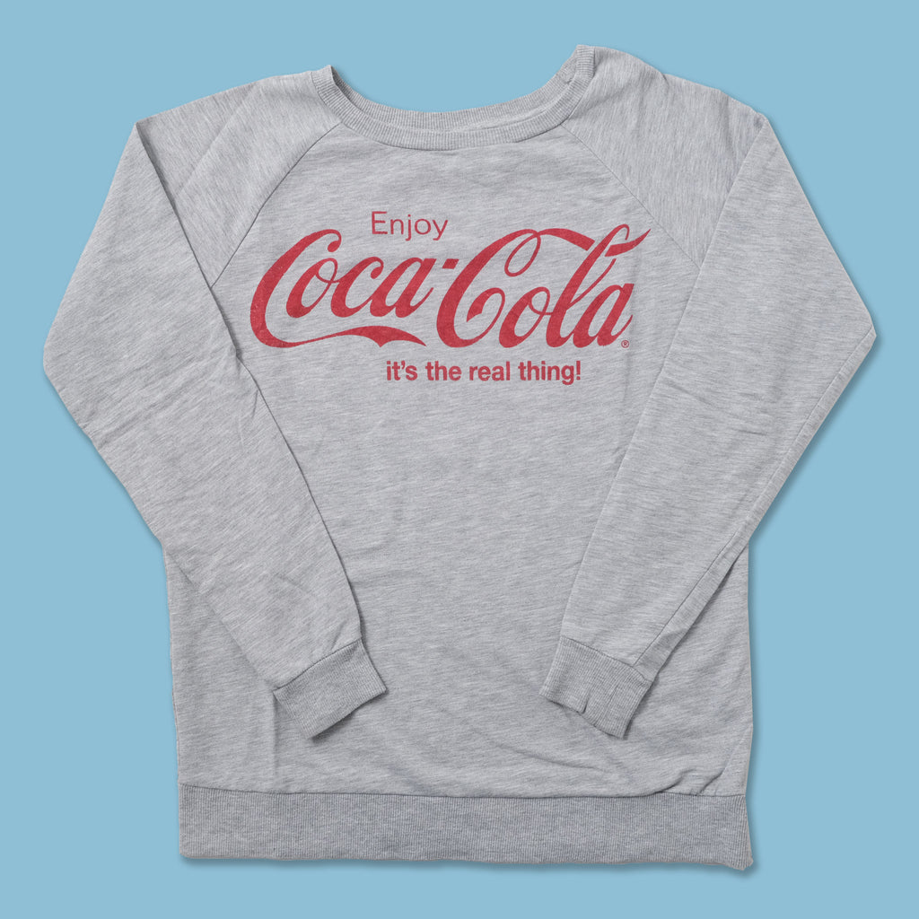 Coca Cola Women's Sweater Medium