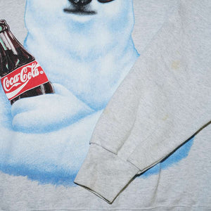 Vintage Coca Cola Sweater Medium