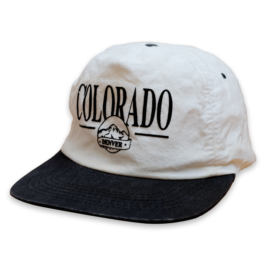 Denver Colorado Snapback onesize