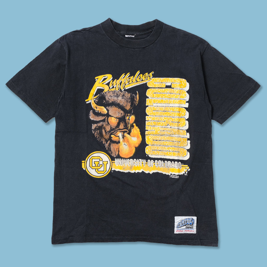 Vintage Colorado Buffaloes T-Shirt Small / Medium