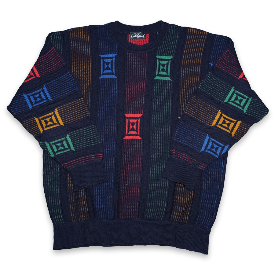 Vintage Carlo Colucci Sweater XLarge