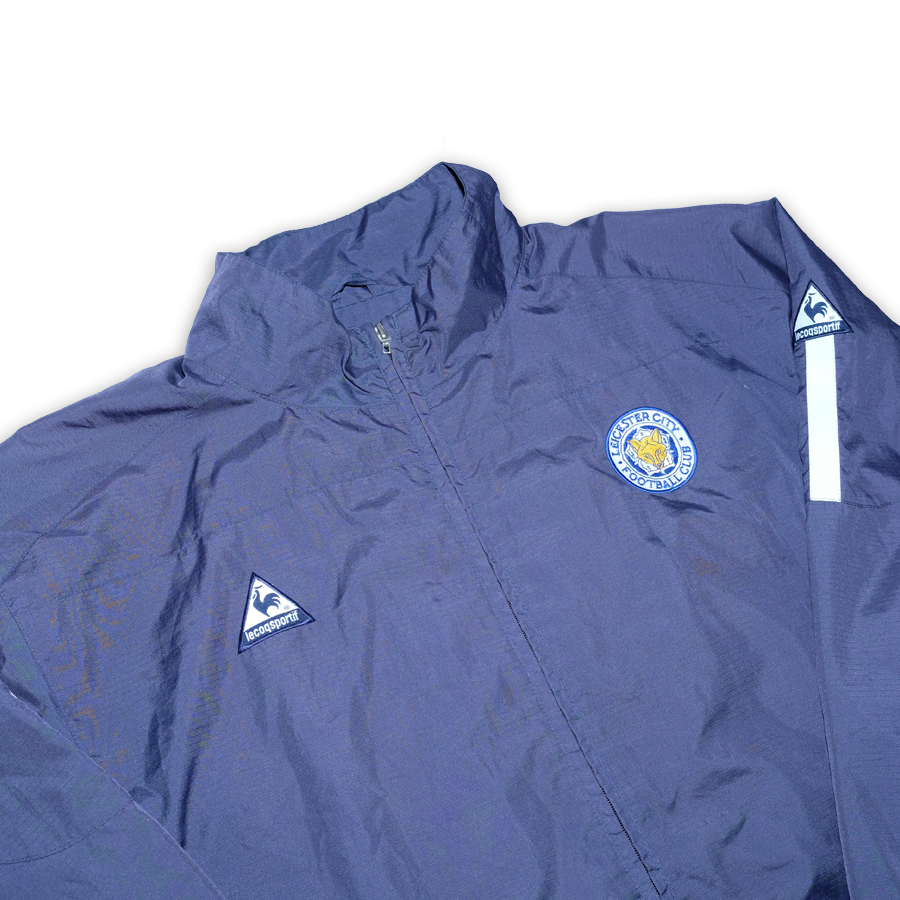 Le Coq Sportif Leicester City Trackjacket Large