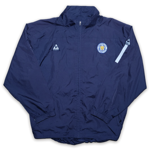 Le Coq Sportif Leicester City Trackjacket Large - Double Double Vintage