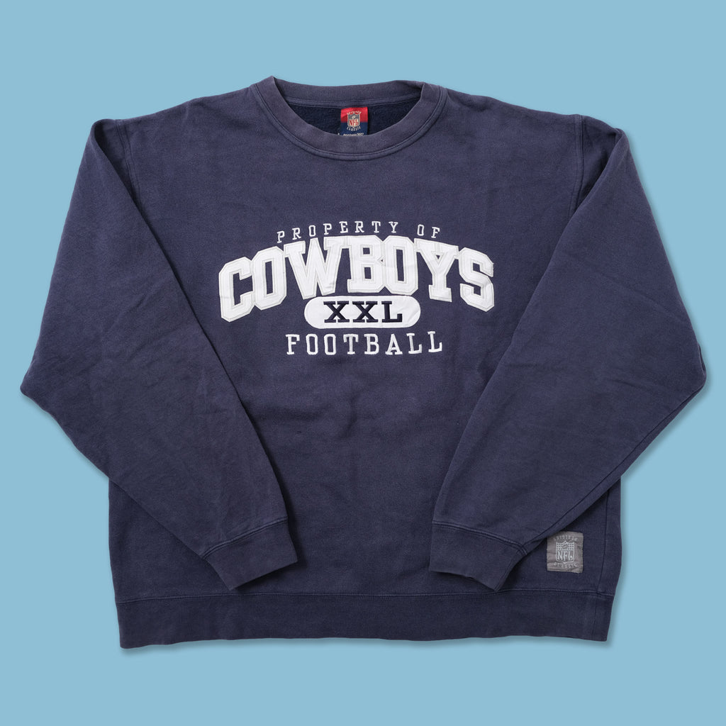 Vintage Dallas Cowboys Sweater Medium / Large