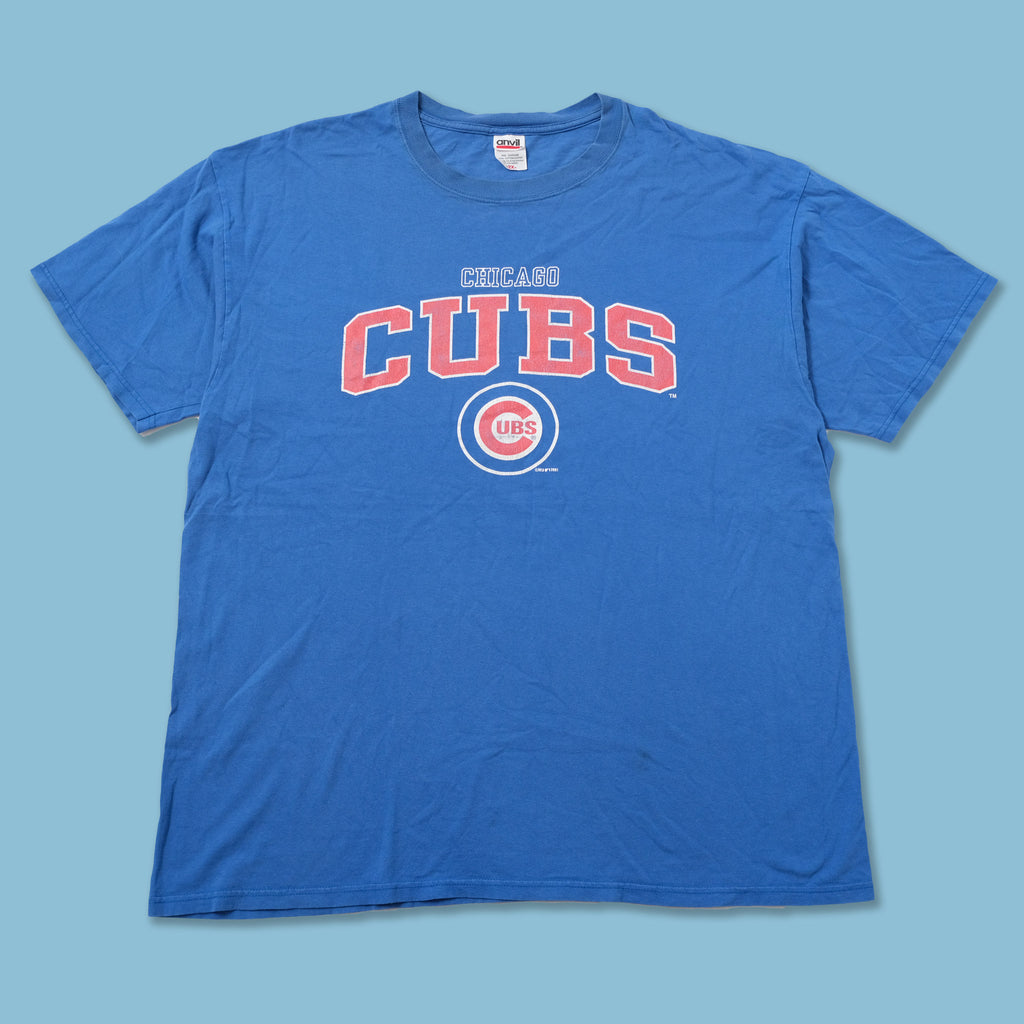 Vintage 2001 Chicago Cubs T-Shirt XXLarge