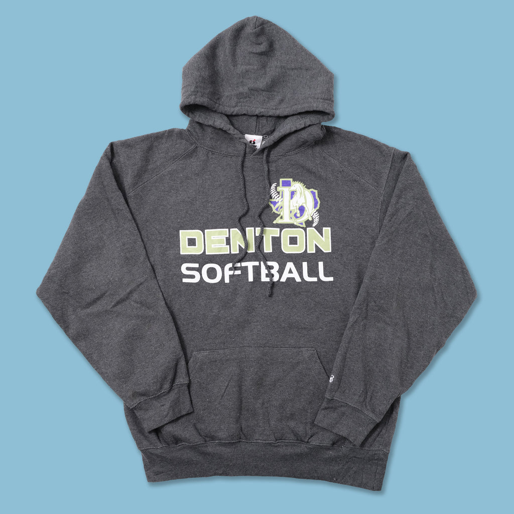 Denton Softball Hoody Medium