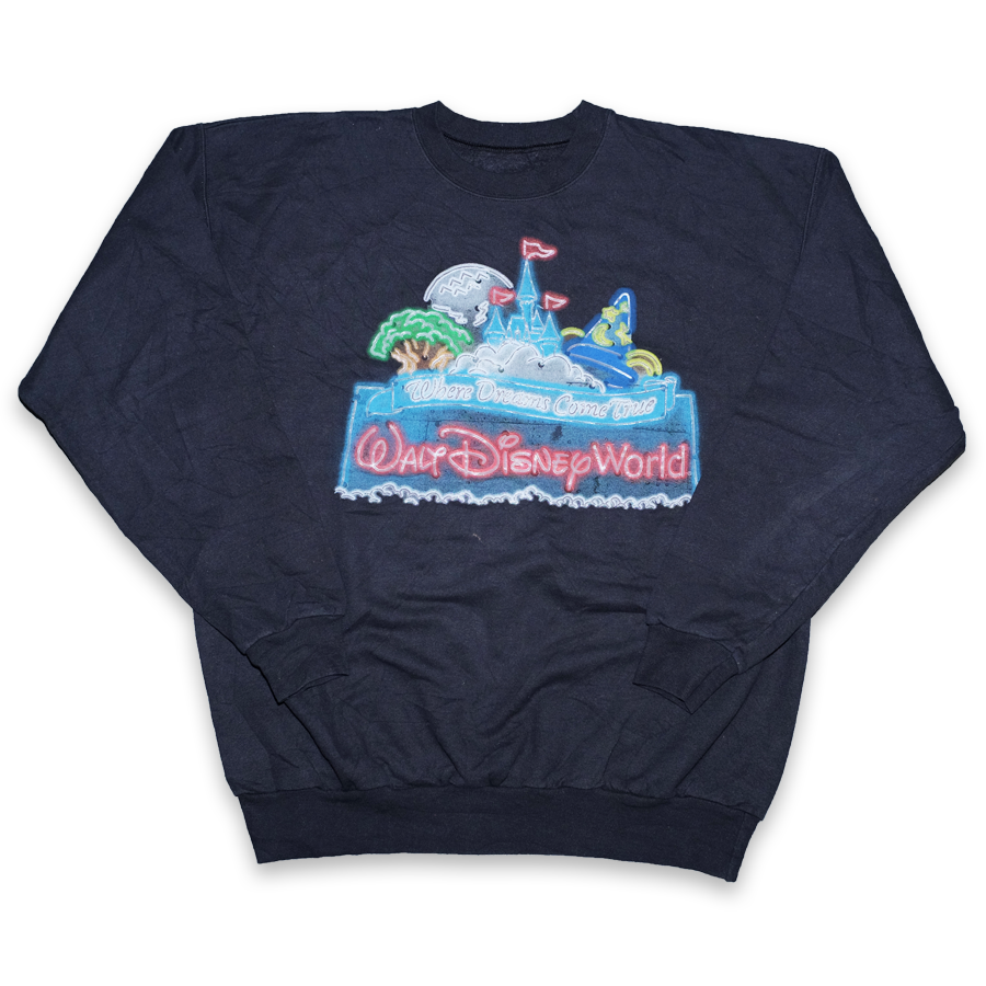 Vintage Disney World Sweater Large / XLarge
