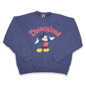 Vintage Mickey Mouse Sweater Medium