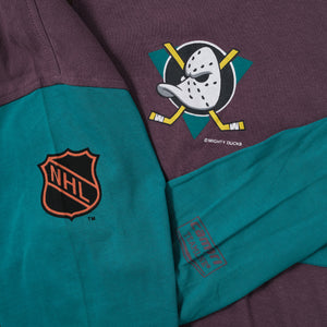 Vintage Deadstock Mighty Ducks Sweater Medium