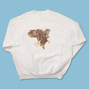 Vintage Eagle Sweater XLarge