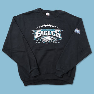 Vintage Philadelphia Eagles Sweater Medium / Large