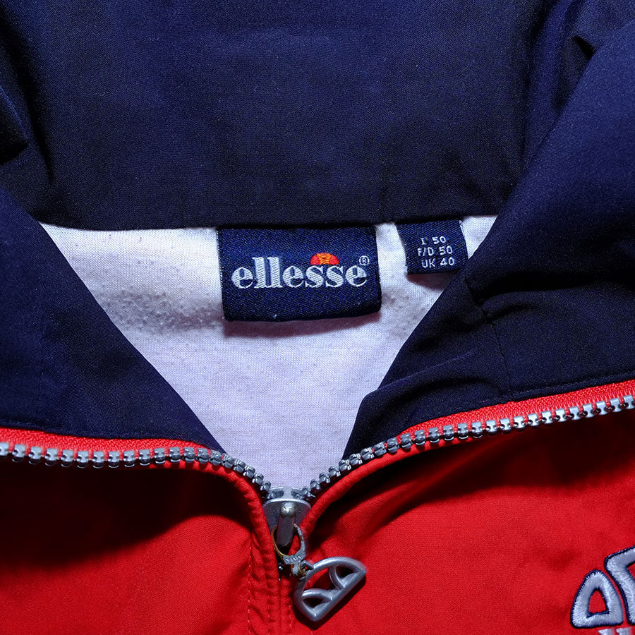Vintage Ellesse Trackjacket Medium