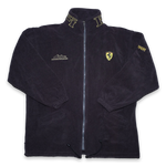 Vintage Ferarri Fleece Jacket XLarge