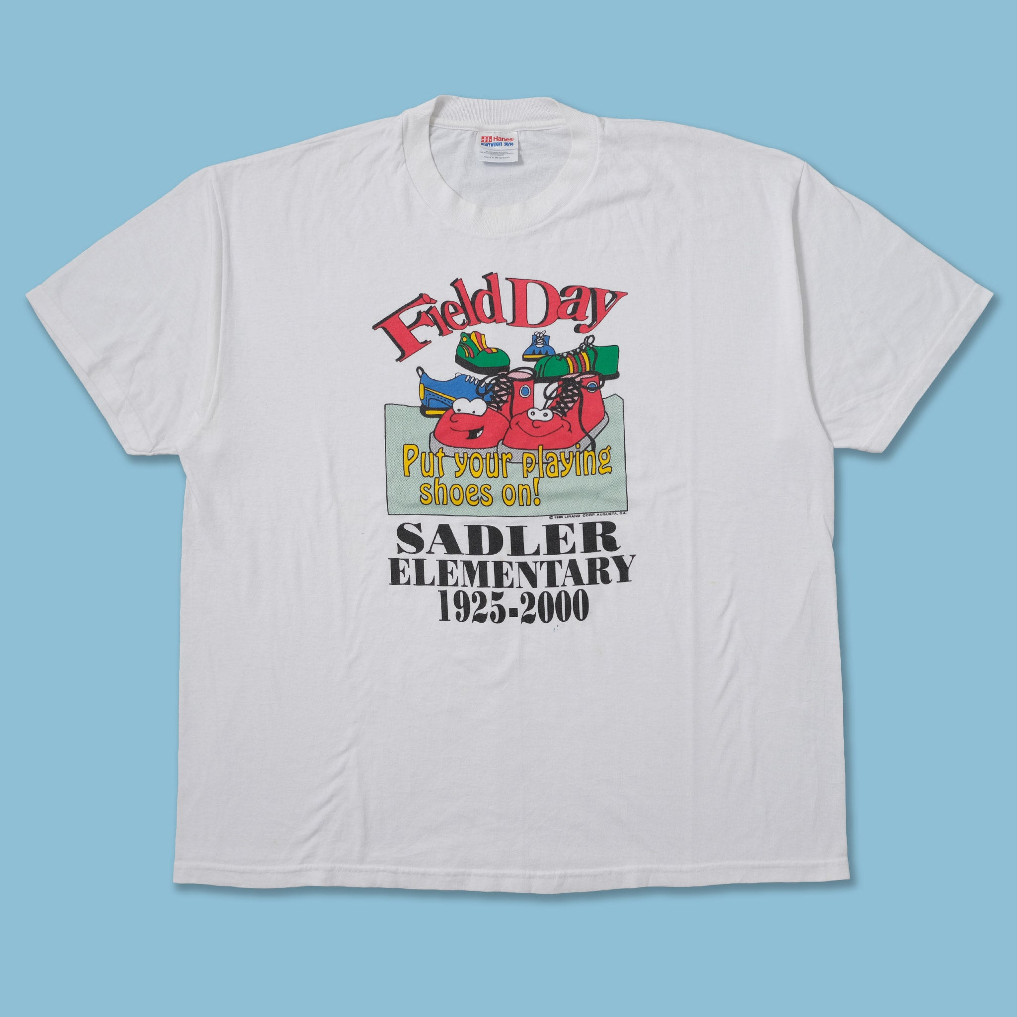 Vintage 1999 Field Day T-Shirt XLarge