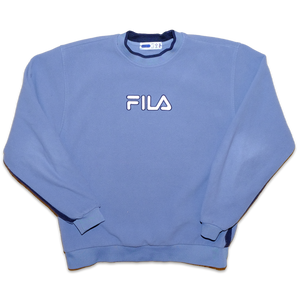 Vintage Fila Fleece Sweater