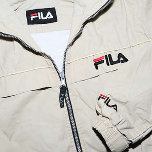 Vintage Fila Light Jacket Medium