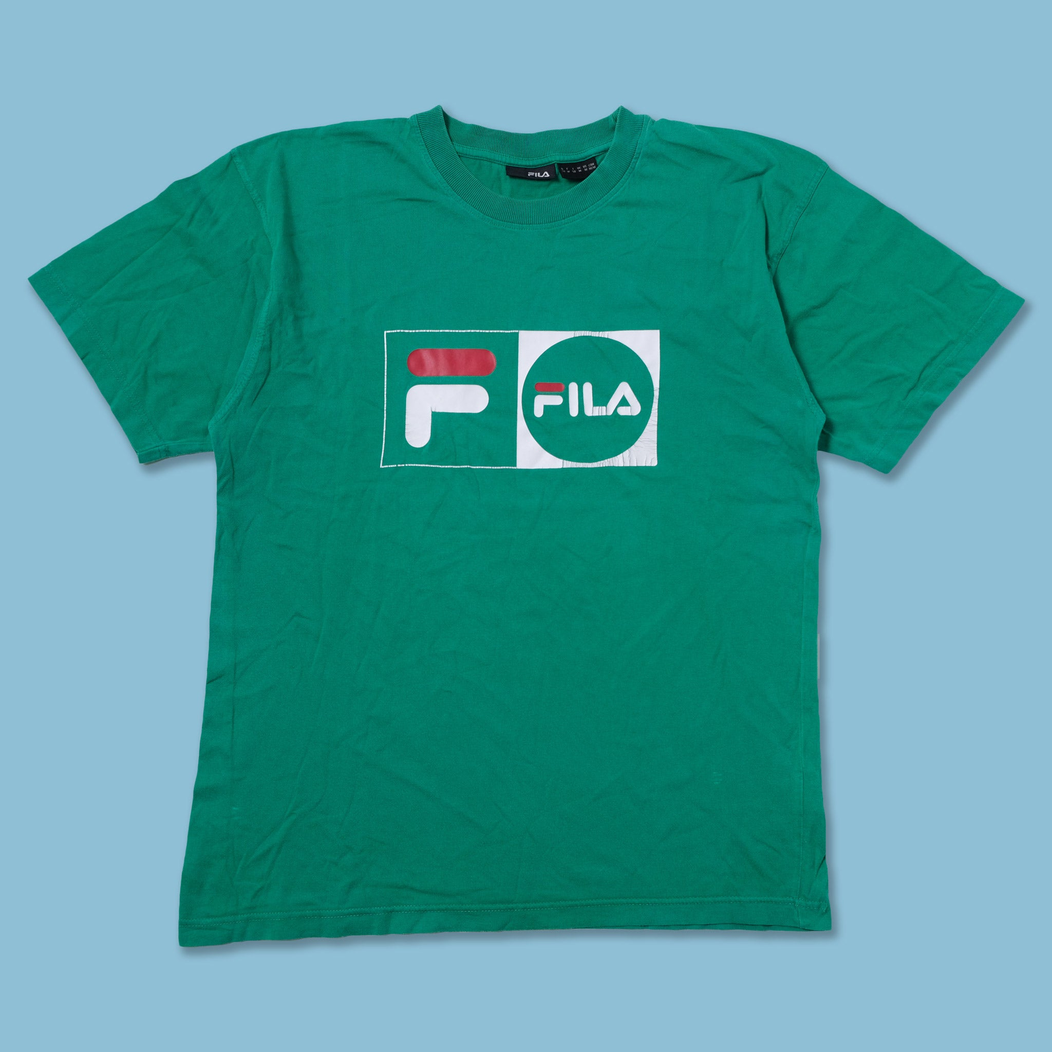Vintage Fila T-Shirt Medium