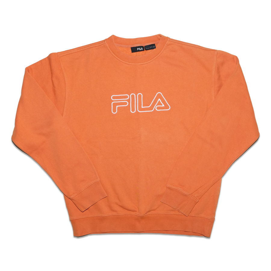 Vintage Fila Sweater Medium