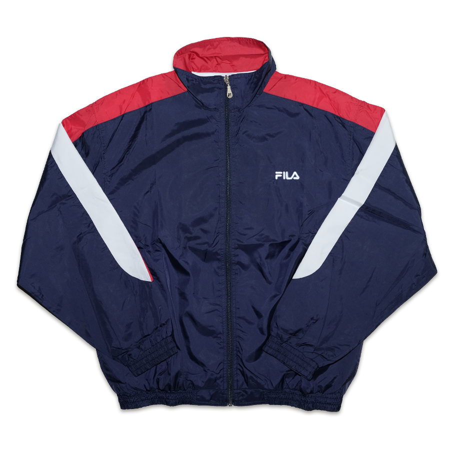 Vintage Fila Trackjacket Medium