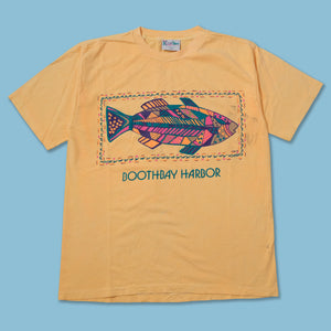 Vintage Boothbay Harbour T-Shirt Medium / Large