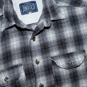 Vintage Plaid Flannell Shirt XLarge