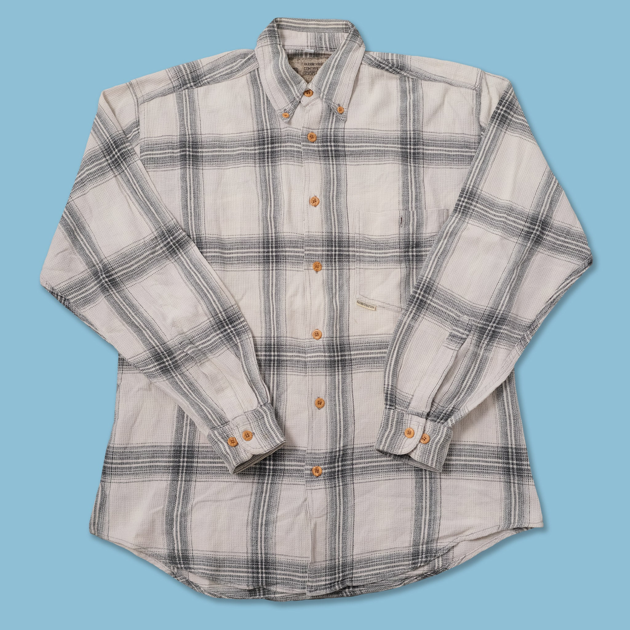Vintage Flannell Shirt XLarge