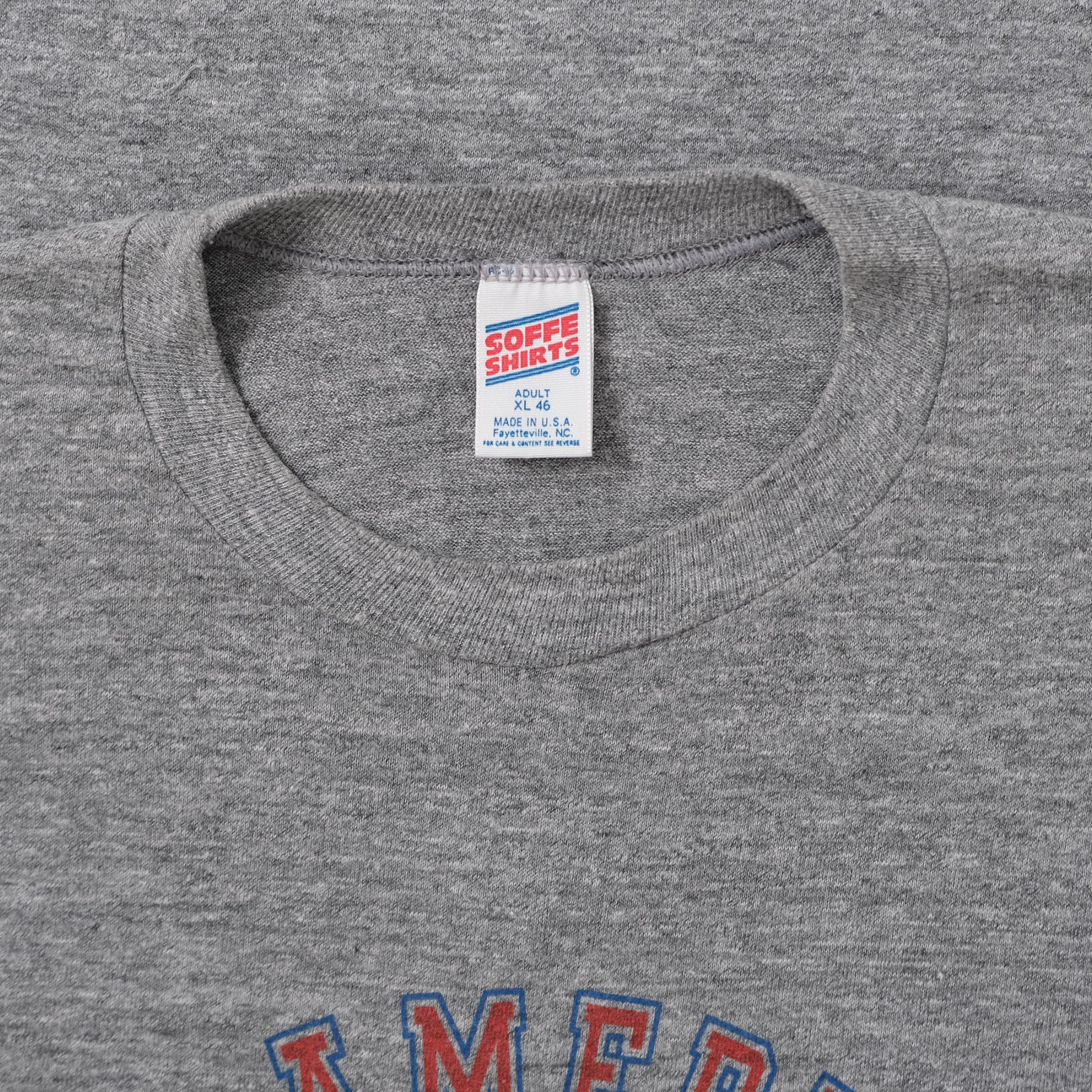 Vintage All American Football T-Shirt XLarge