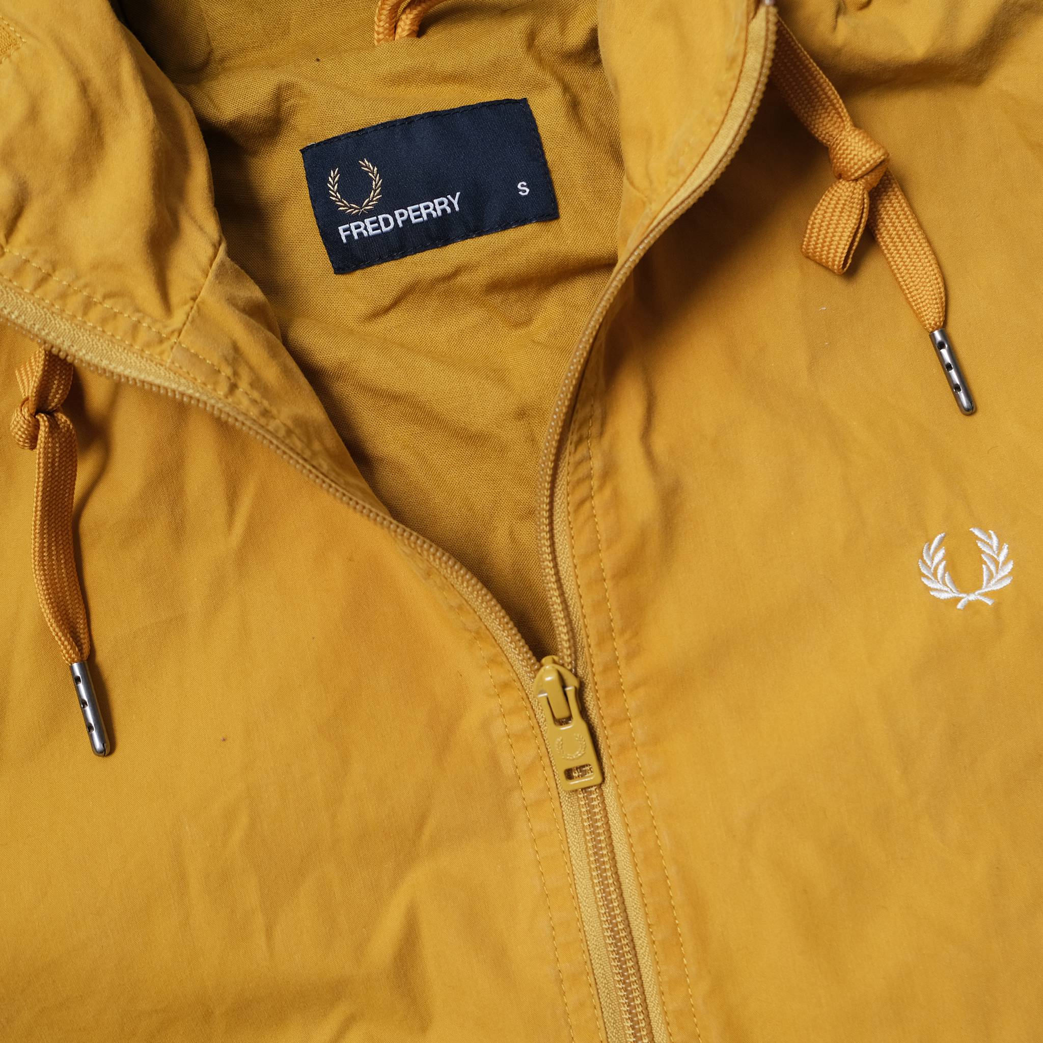 Vintage Fred Perry Light Jacket Small