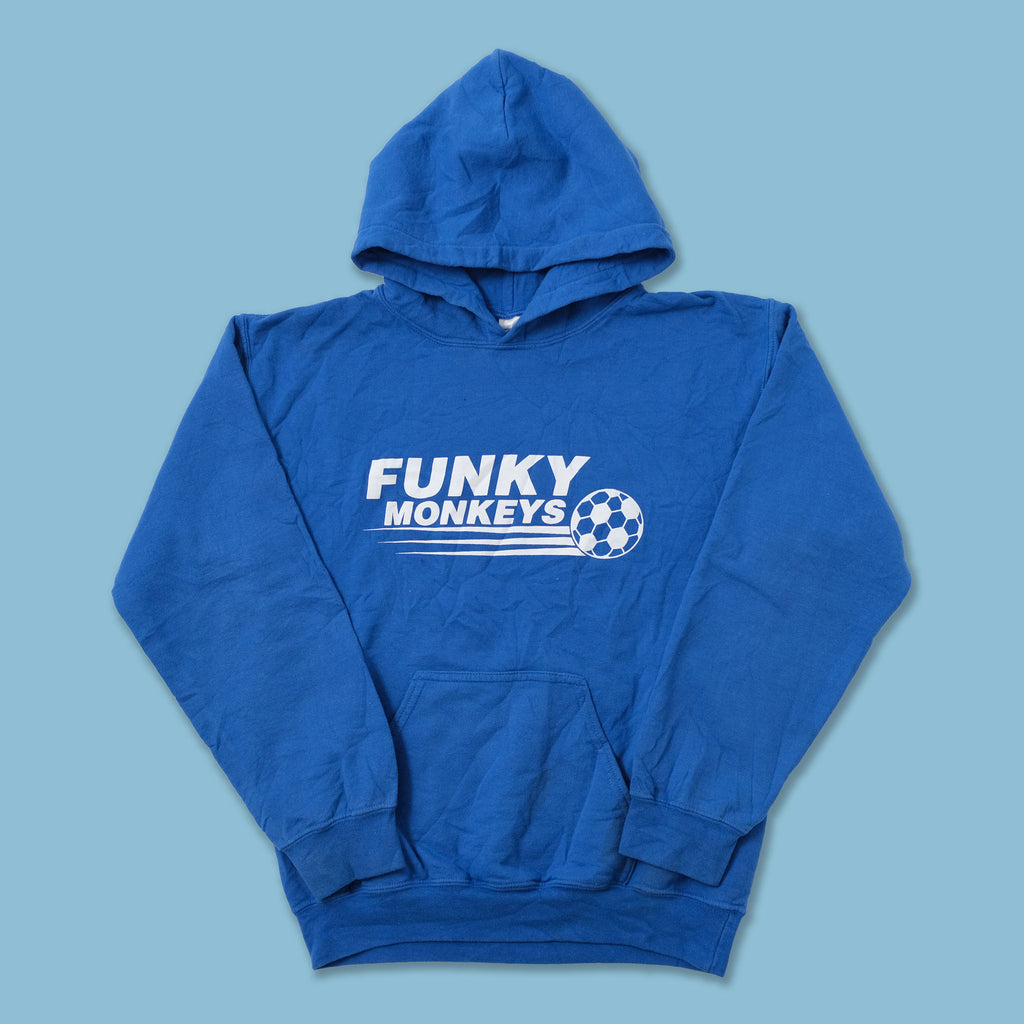 Funky Monkeys Hoody Small