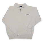 Gant Quater Zip Sweatshirt Large