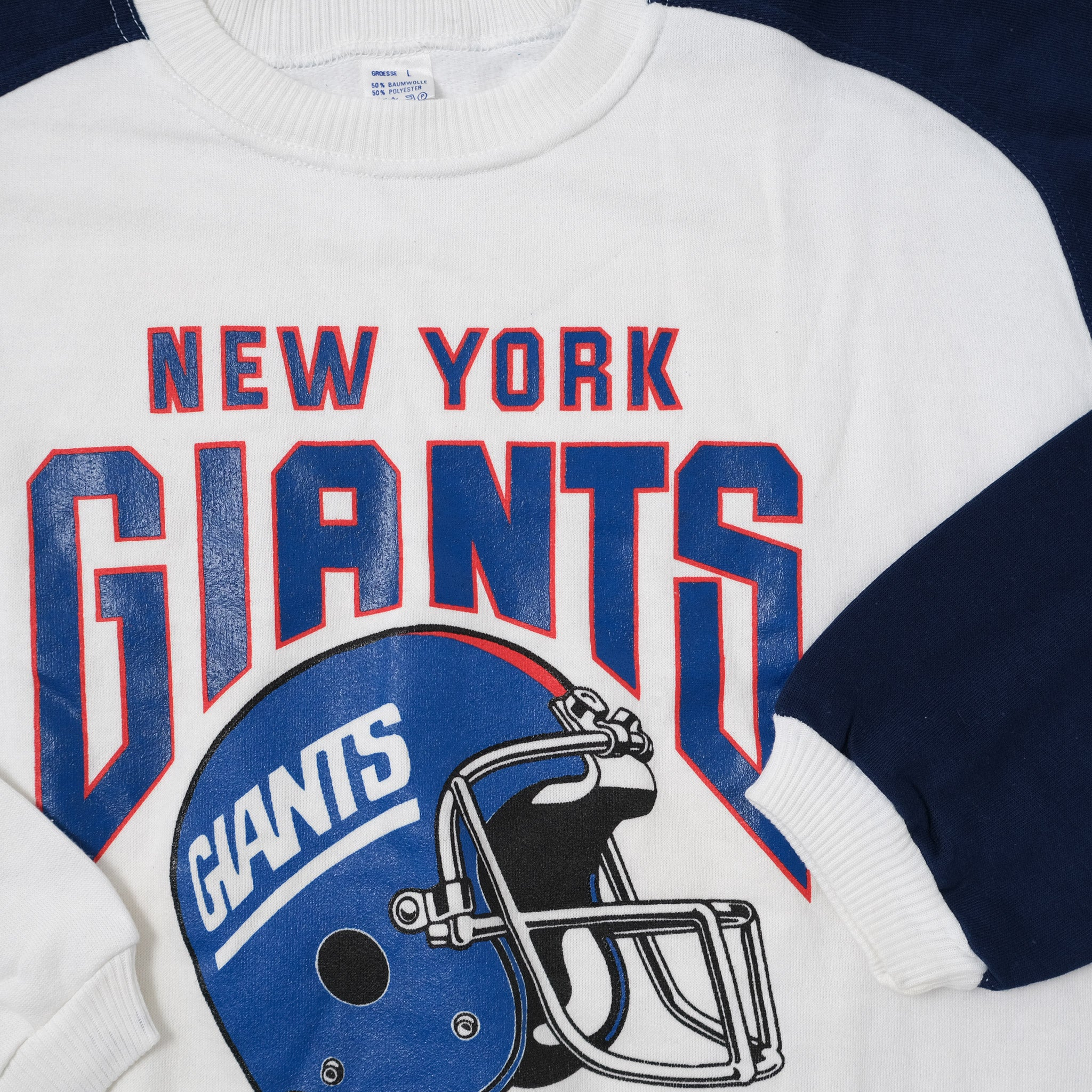 Vintage Deadstock New York Giants Sweater Large