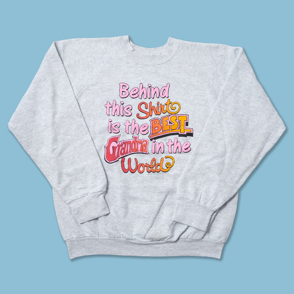 Vintage 1992 Grandma Sweater Small