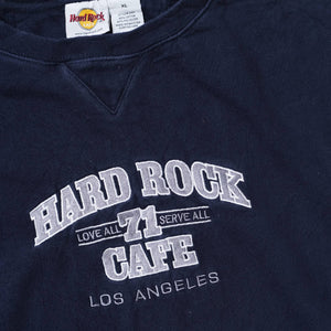 Vintage Hard Rock Cafe Sweater XLarge