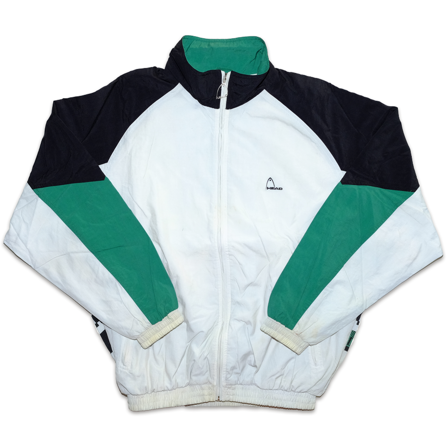 Vintage Head Trackjacket Large