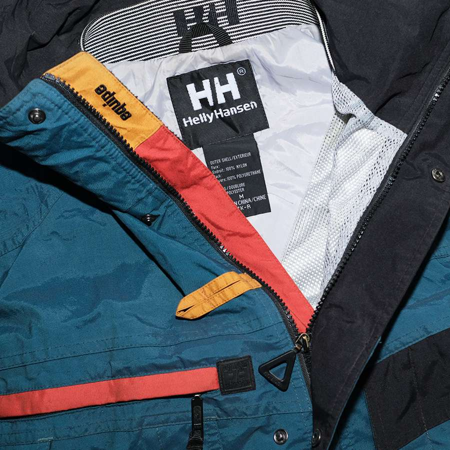 Vintage Helly Hansen Outdoor Jacket Large