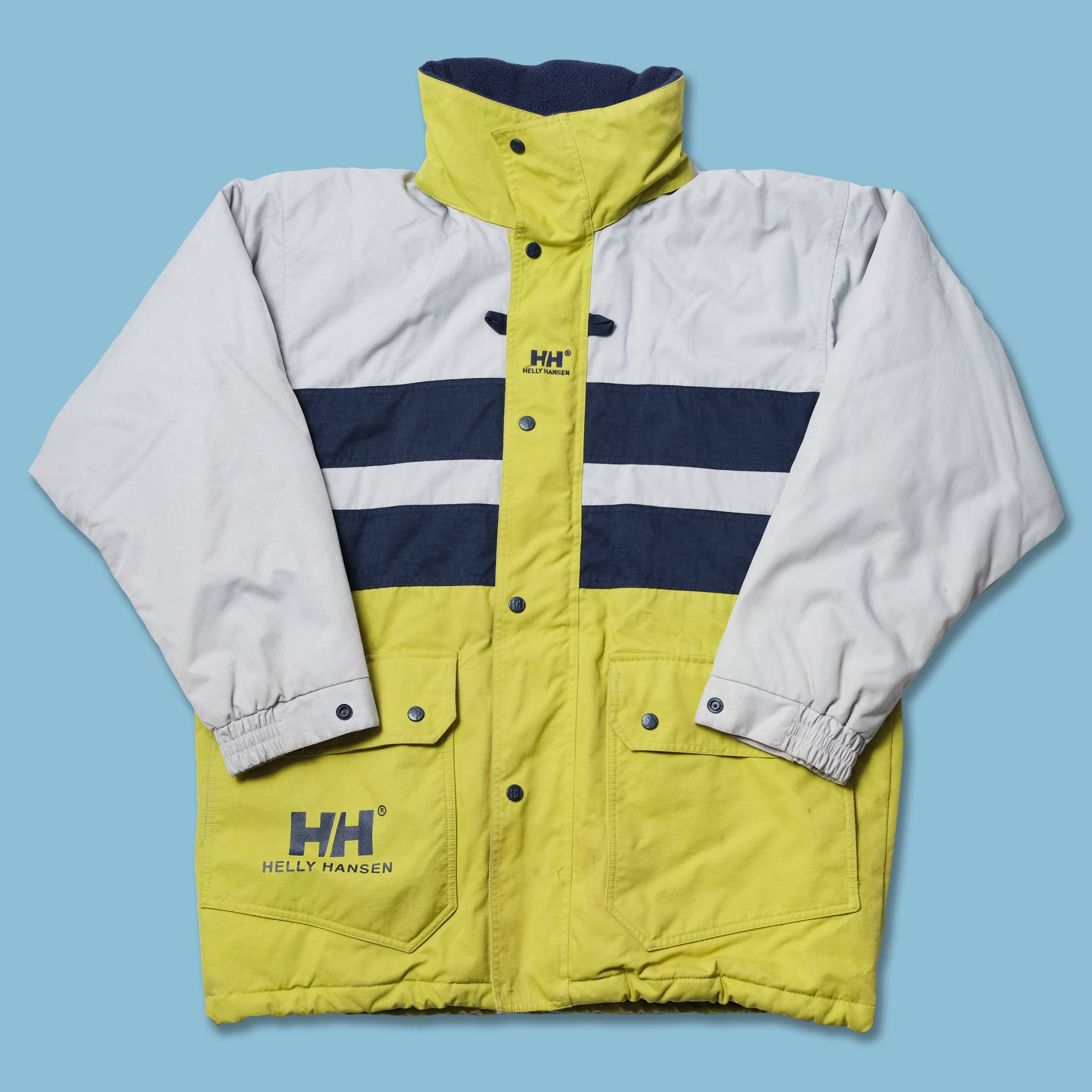Vintage Helly Hansen Sailing Jacket Large / XLarge