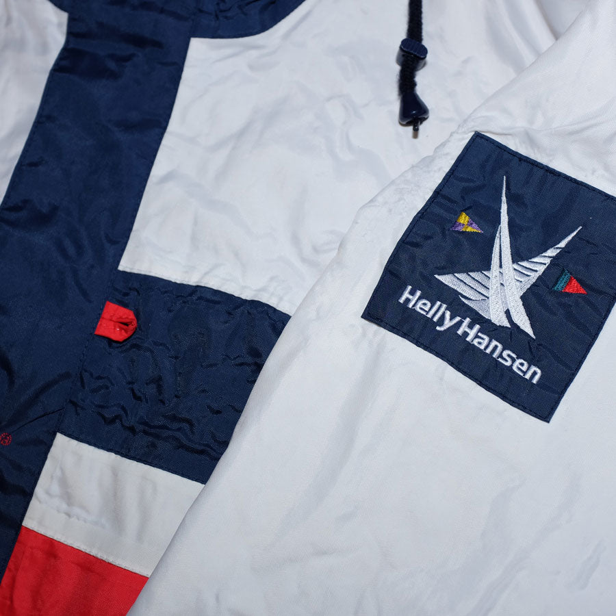 Vintage Helly Hansen Twin Sail Jacket XLarge - Double Double Vintage