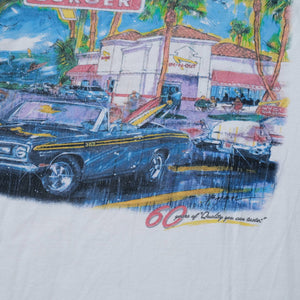 Vintage In 'n Out Burger T-Shirt Medium