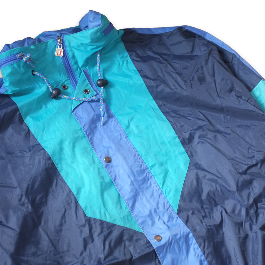 Vintage Jeantex Rainjacket Blue